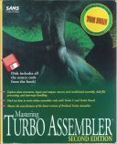 Mastering Turbo Assembler 2nd Edition Book - Front Cover