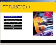 Turbo C++ Explorer 2006