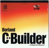 C++Builder 1.0 Professional CD Case Front