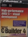 C++Builder 4 Professional Box