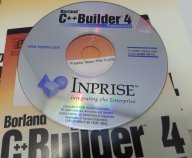 C++Builder 4 Professional CD