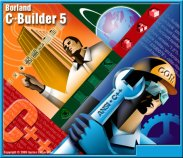 C++Builder 5 Enterprise Splash