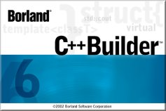 C++Builder 6 Enterprise Splash