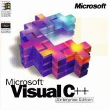 Microsoft Visual C++ 5.0 Box Front