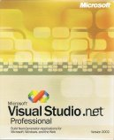Microsoft Visual C++ .NET 2002 7.0 Professional Box Front