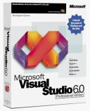 Microsoft Visual Studio 6.0 Professional Box