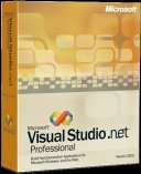 Microsoft Visual C++ .NET 2002 7.0 Professional Box