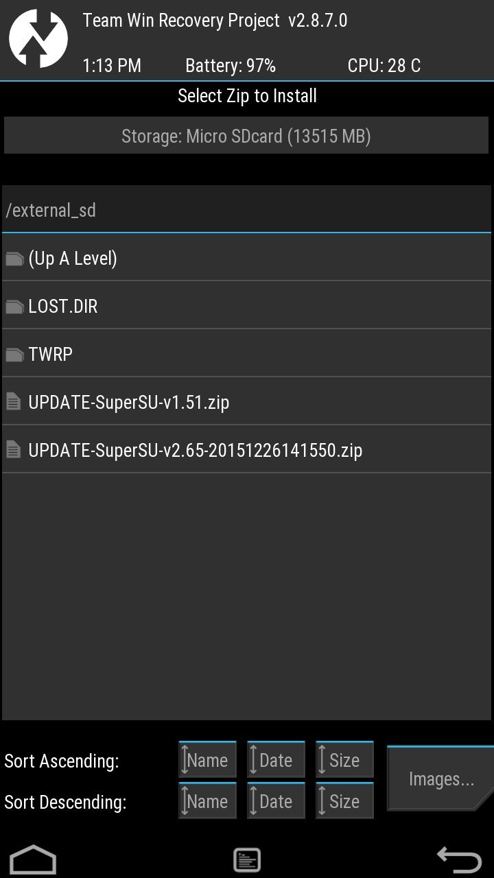 BYTE* / How to root the Samsung Galaxy S3 SCH-S968C (H1 and H2